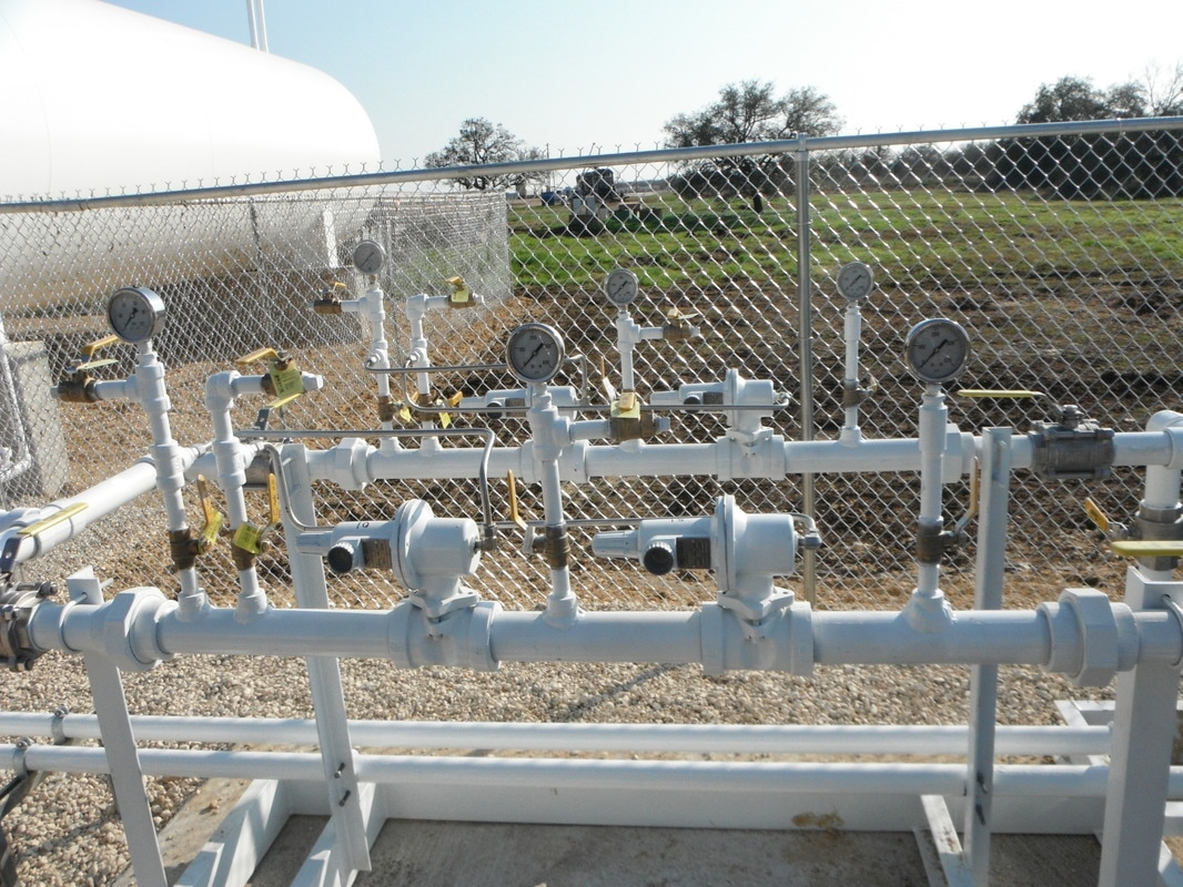 Building Retail Facilities with Propane, Propane Specialty Services, Houston, TX