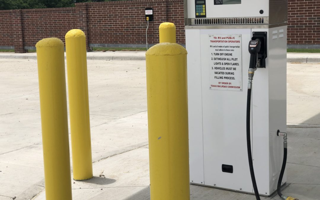 Propane Autogas vs. Electric Power