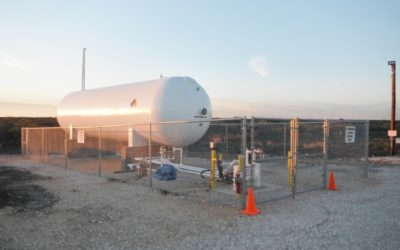 Propane Services for Industrial Facilities