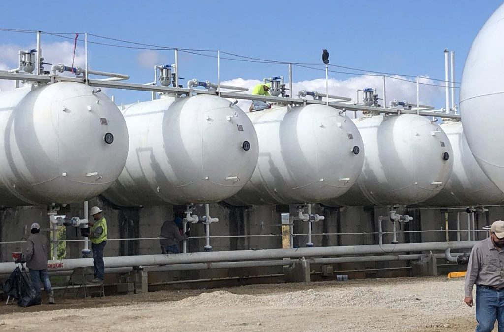 The Safety Behind LPG Storage Tanks Regulations