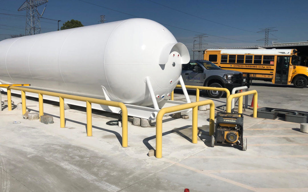 Another Station Underway Propane Specialty Services