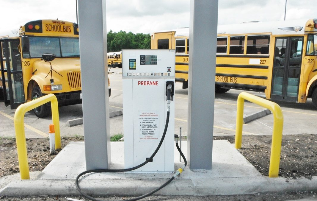 The Many Uses of Propane Autogas